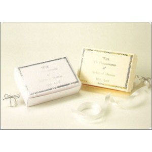 Personalised Wedding Cake Boxes (2)