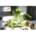 Green Organza Favour Bag