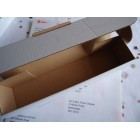 Scroll Postal Boxes with Address Labels