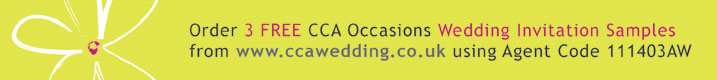 CCA Occasions Free Samples